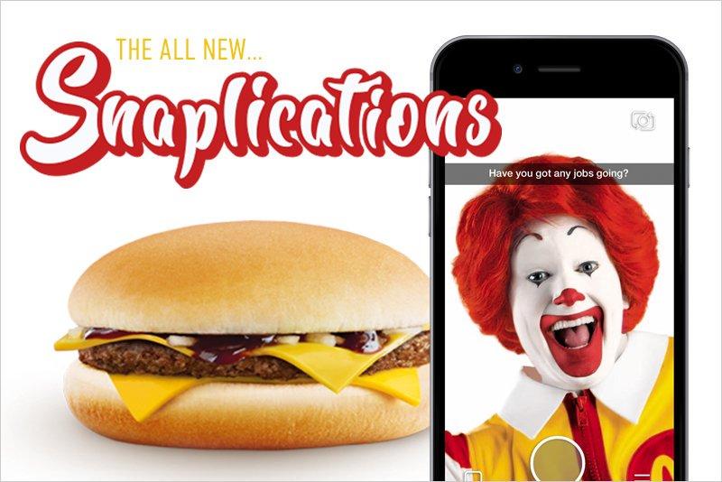 Snapchat interjú?