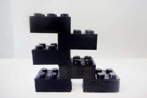 lego 3d printer nyomtató technology