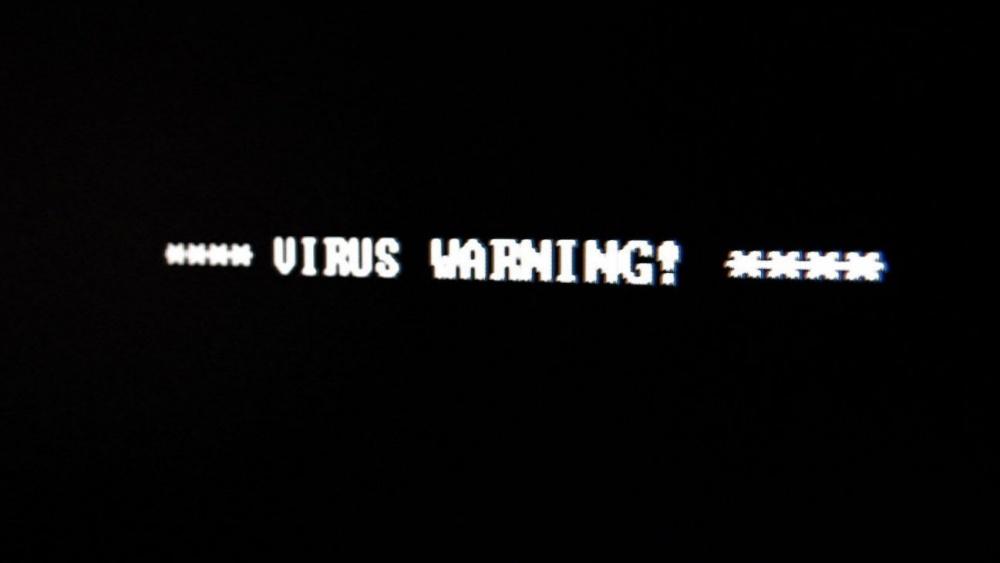 kiberbűnözés-vírus