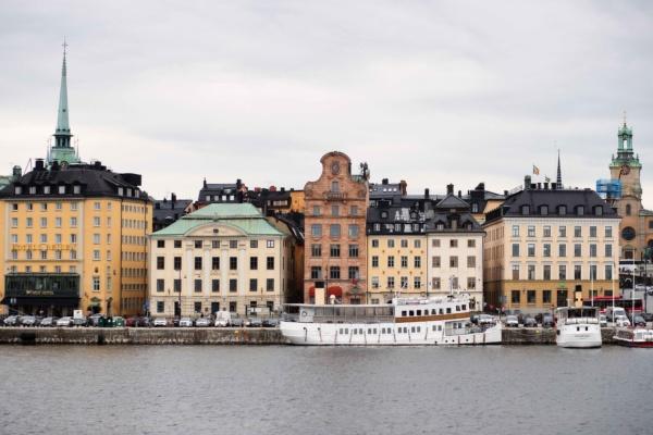 Svédország, Stockholm