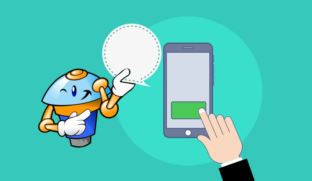 chatbot with mobile