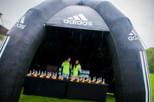 adidas DISTRICT BATTLE RUN frissítőpont