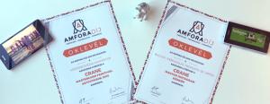 Amfora 2015 díjaink