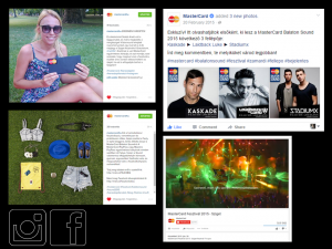 MasterCard fesztivál aktivitások 2015