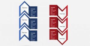 Gestalt elvek az adatvizualizációban: A folytonosság elve