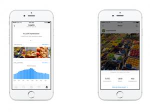 Insights: Instagram analitika az appban